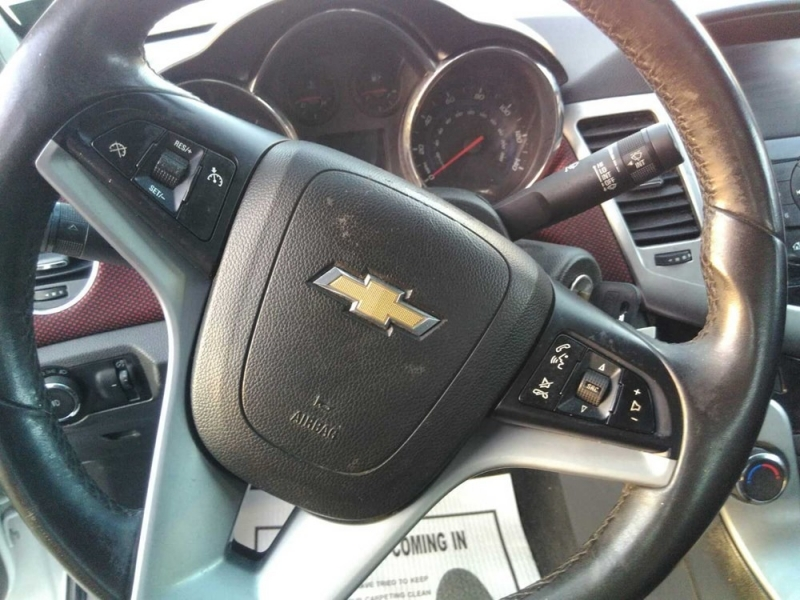 Chevrolet Cruze 2013 price $2,198