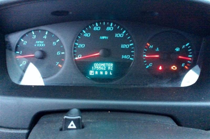 Chevrolet Impala 2013 price $2,173