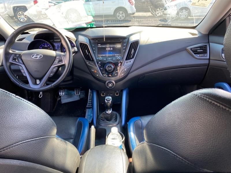 Hyundai Veloster 2013 price $4,498