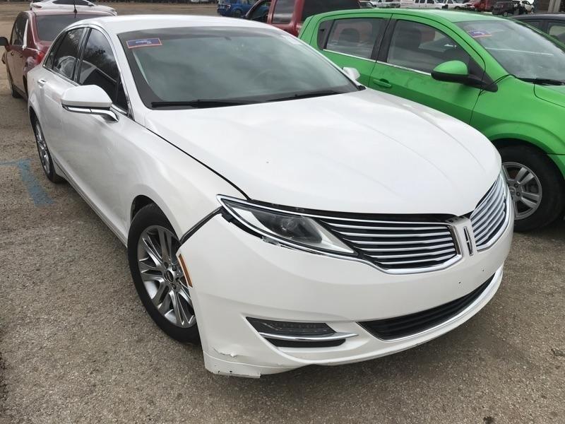 Lincoln MKZ 2013 price $3,523