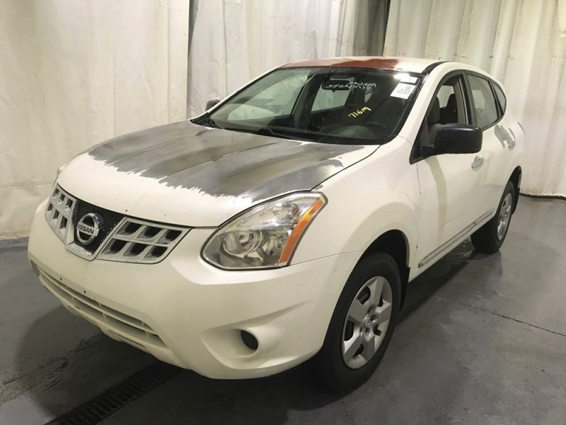 Nissan Rogue 2013 price $0
