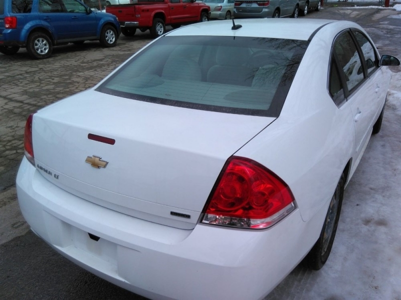 Chevrolet Impala Limited 2014 price $2,536