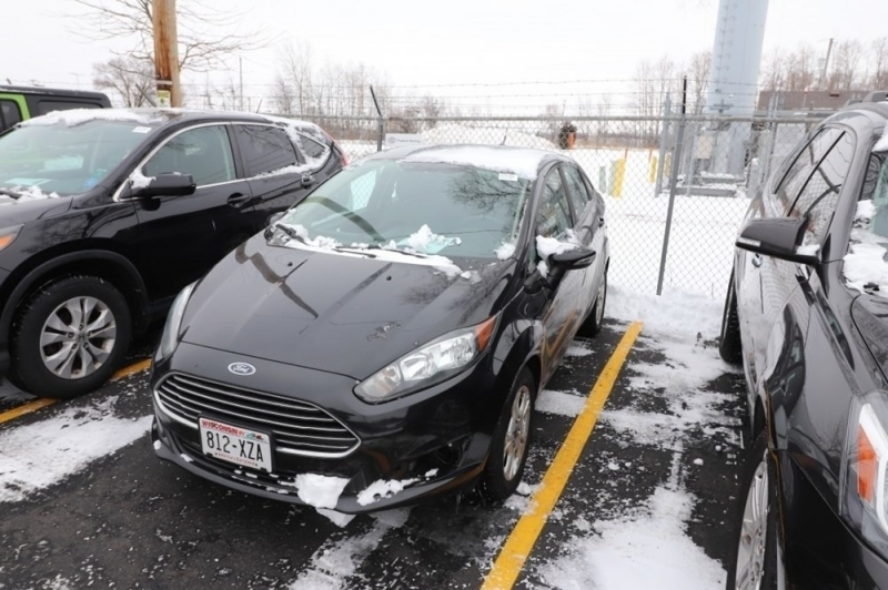 Ford Fiesta 2014 price $7,298