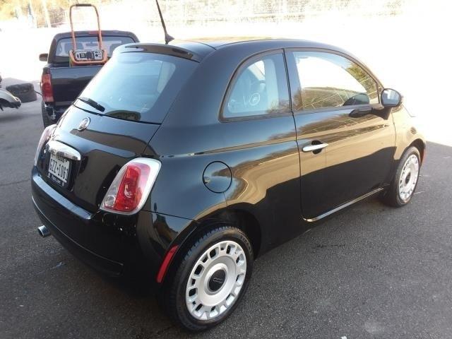 Fiat 500 2015 price $4,198