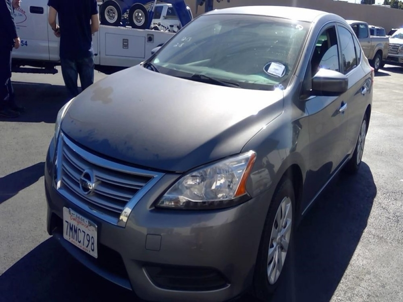 Nissan Sentra 2015 price $3,563