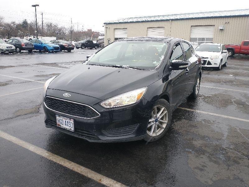 Ford Focus 2017 price $5,248