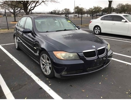 BMW 3-Series 2006 price $2,648
