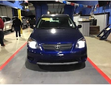 Toyota Matrix 2005 price $0