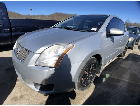 Nissan Sentra 2007 price $1,714