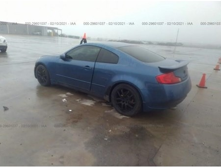 Infiniti G35 Coupe 2005 price $1,902