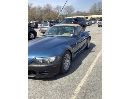 BMW Z3 2000 price $2,598