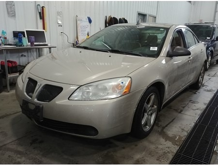 Pontiac G6 2009 price $1,748