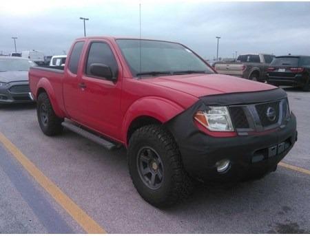 Nissan Frontier 2007 price $3,689