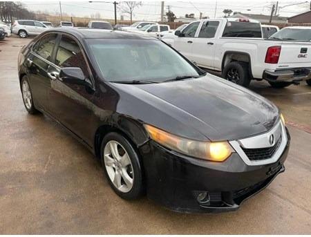 Acura TSX 2009 price $2,199