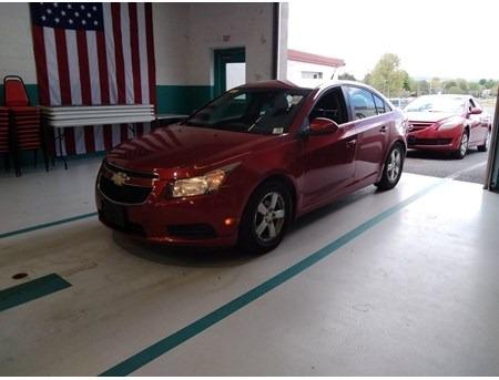 Chevrolet Cruze 2012 price $4,599
