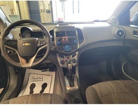 Chevrolet Sonic 2015 price $4,699