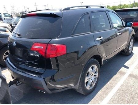 Acura MDX 2008 price $4,798