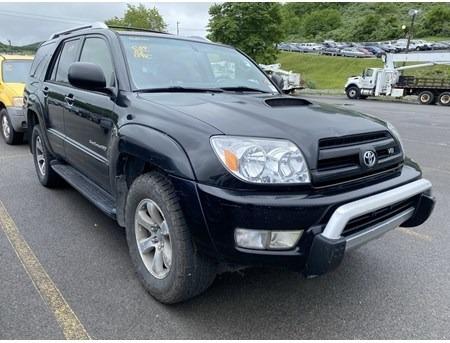 Toyota 4Runner 2003 price $4,035