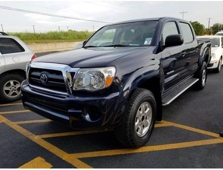 Toyota Tacoma 2007 price $8,673