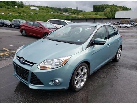 Ford Focus 2012 price $4,099