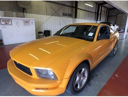 Ford Mustang 2008 price $3,773