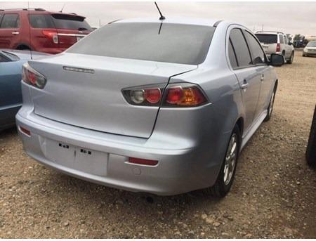 Mitsubishi Lancer 2014 price $5,823