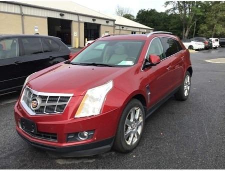 Cadillac SRX 2012 price $9,099
