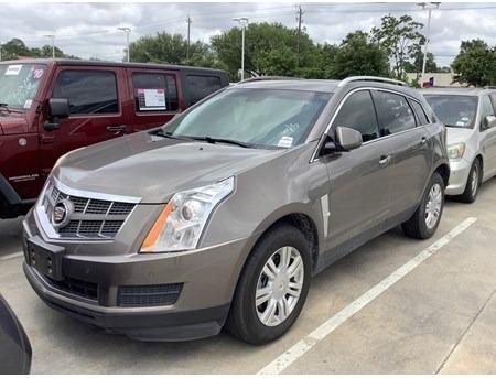 Cadillac SRX 2012 price $9,633