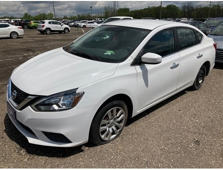 Nissan Sentra 2016 price $13,950