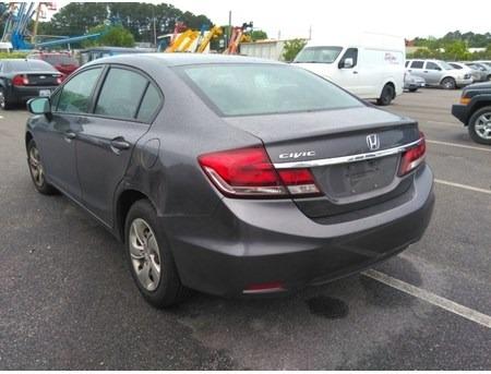 Honda Civic Sedan 2015 price $12,000