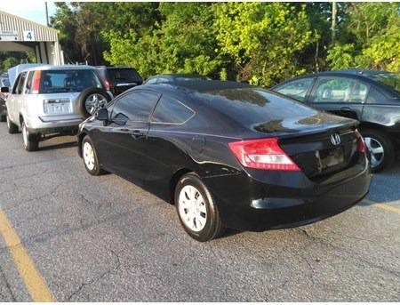 Honda Civic Cpe 2012 price $12,000