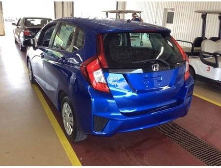 Honda Fit 2017 price $18,000