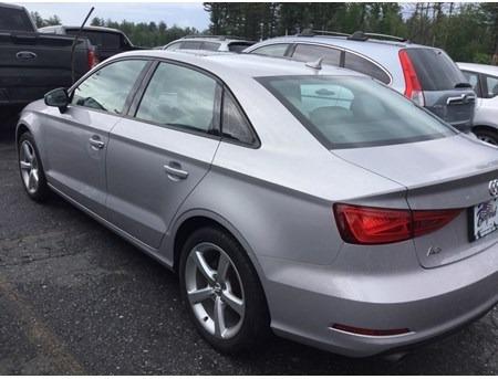 Audi A3 2015 price $20,000