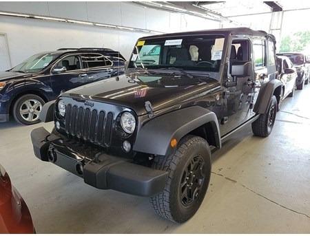 Jeep Wrangler Unlimited 2014 price $25,000