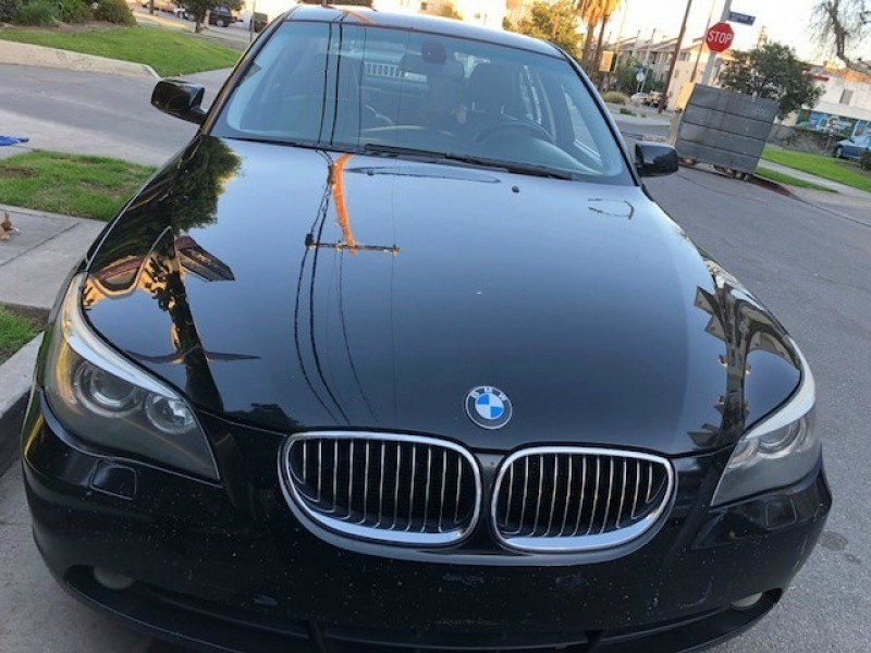 BMW 5-Series 2007 price $5,250