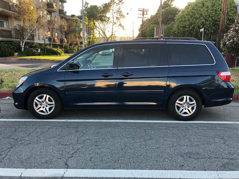 Honda Odyssey 2007 price $6,500