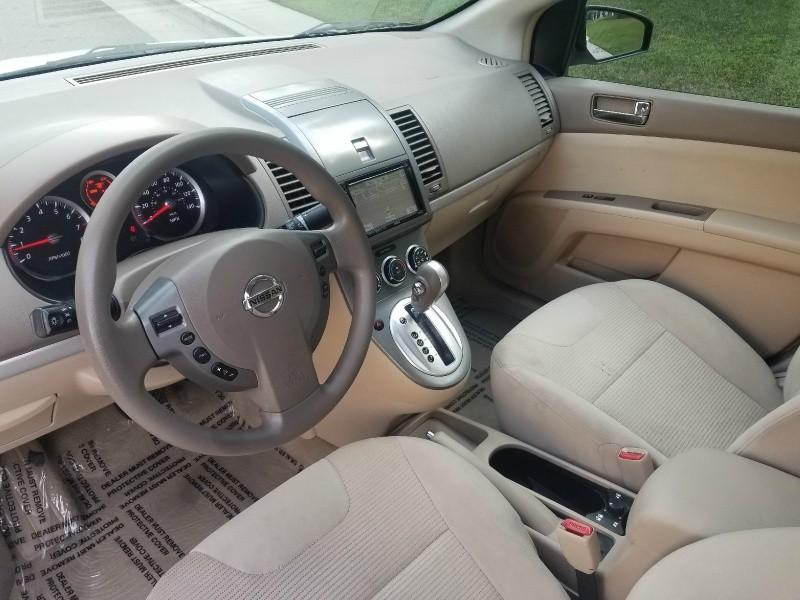 Nissan Sentra 2011 price $5,388