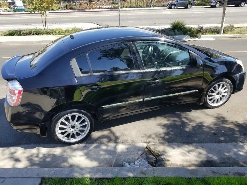 Nissan Sentra 2011 price $4,588