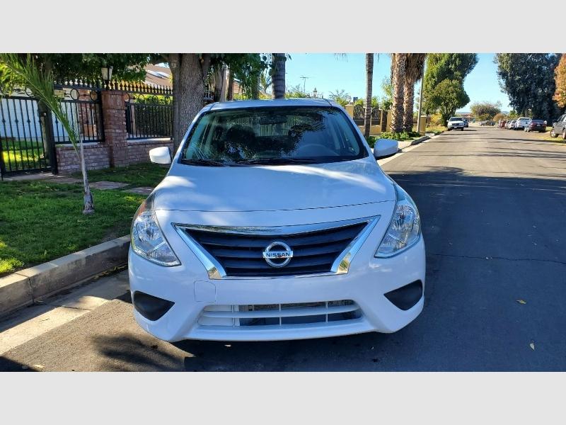 Nissan Versa 2016 price $7,488