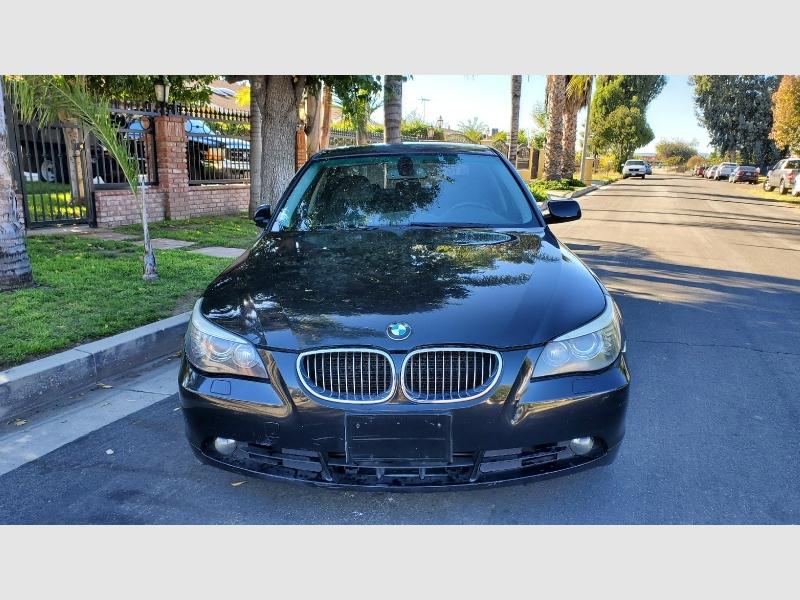BMW 5-Series 2008 price $4,988