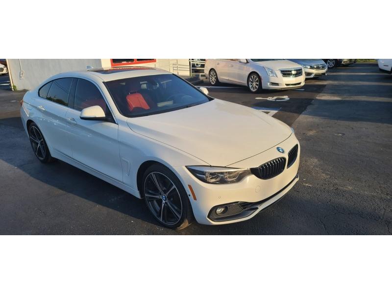 BMW 4 Series 2019 price $26,900