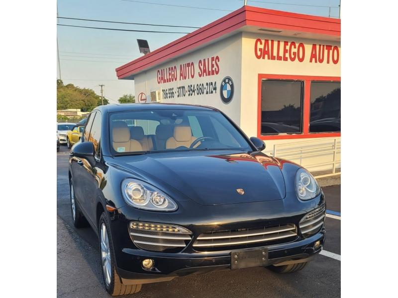 Porsche Cayenne 2014 price $25,200