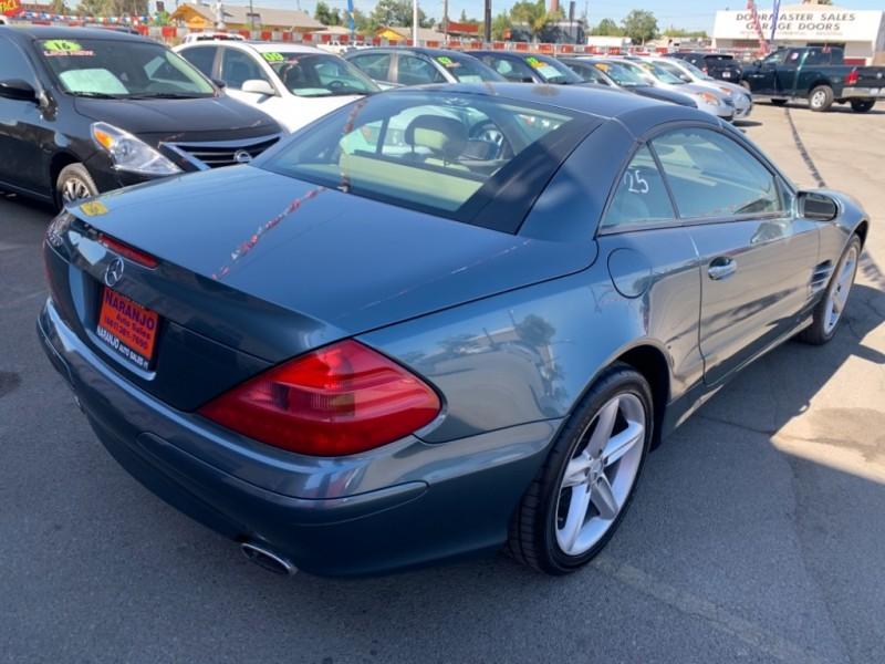 Mercedes-Benz SL-Class 2006 price $10,995