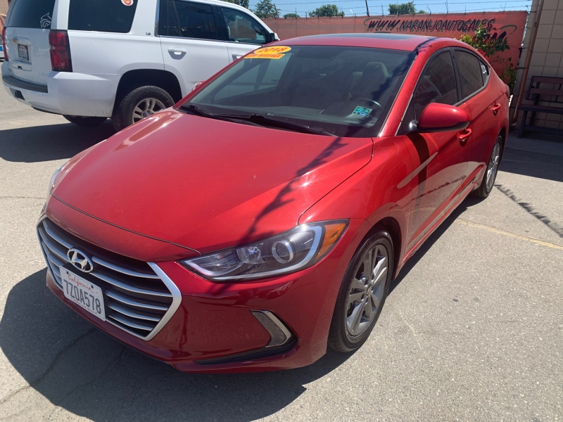 Hyundai Elantra 2018 price $12,841