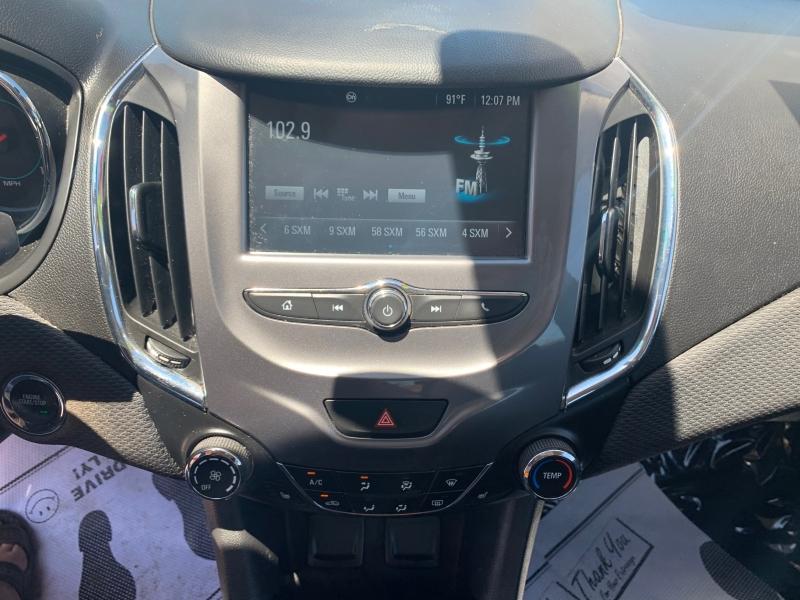 Chevrolet Cruze 2016 price $12,205