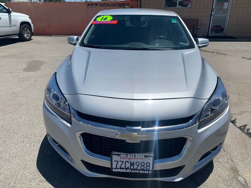 Chevrolet Malibu Limited 2016 price $13,995
