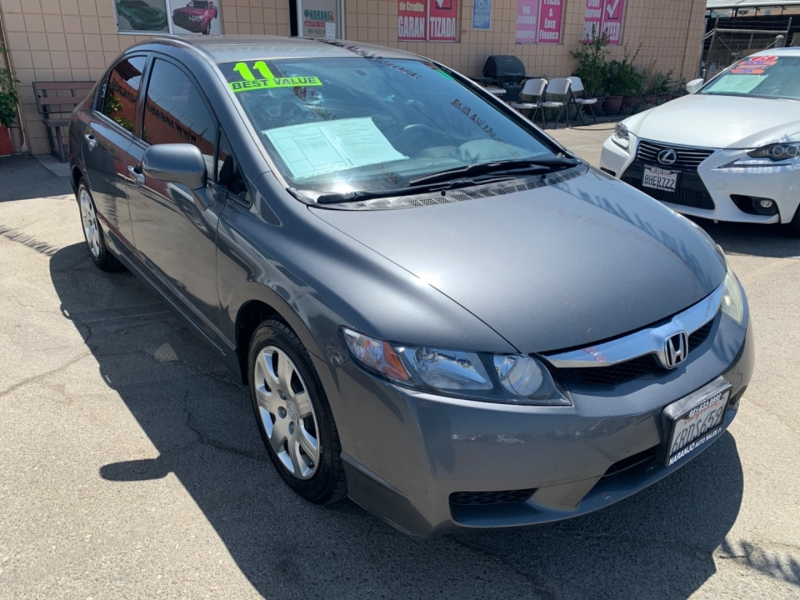 Honda Civic Sdn 2011 price $8,668