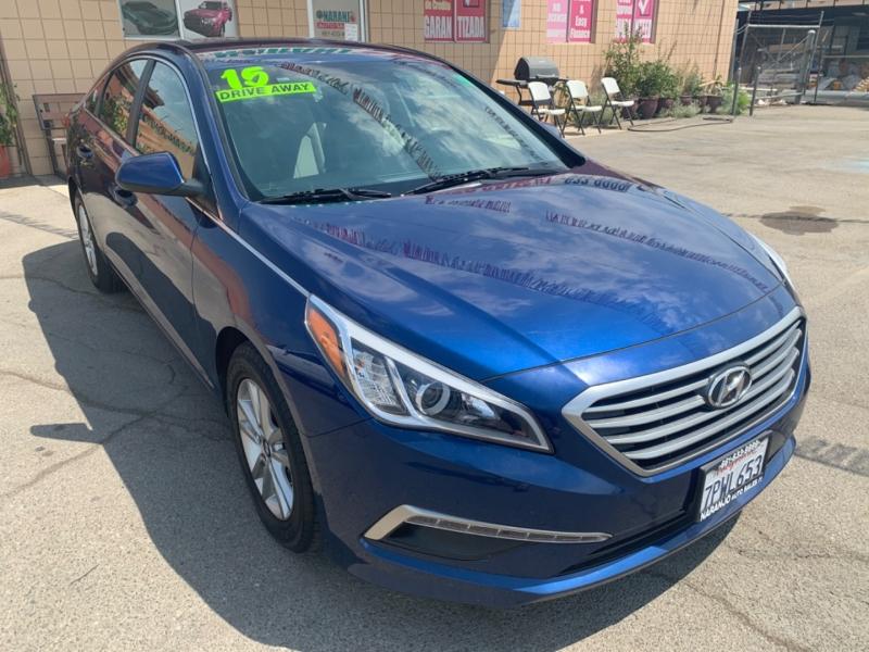 Hyundai Sonata 2015 price $11,312