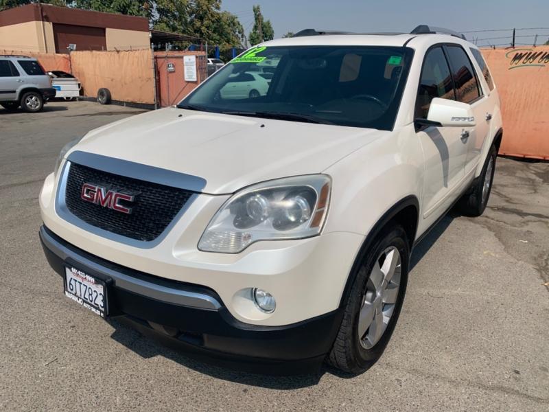 GMC Acadia 2012 price $11,450