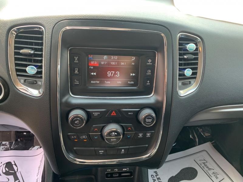 Dodge Durango 2015 price $17,788